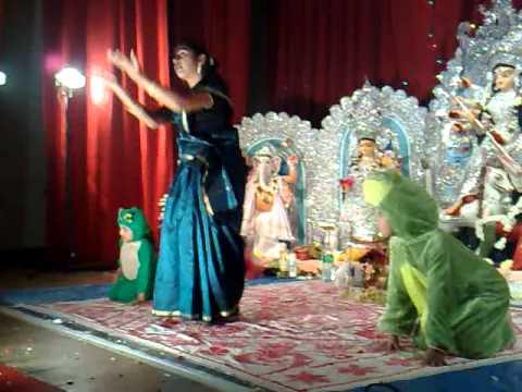 O Sona Bang O Kola Bang - Durga Puja 2009 (Children's Dance)
