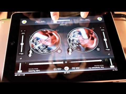 Learning How to Mix with djay on the iPad (Masta Hanksta)