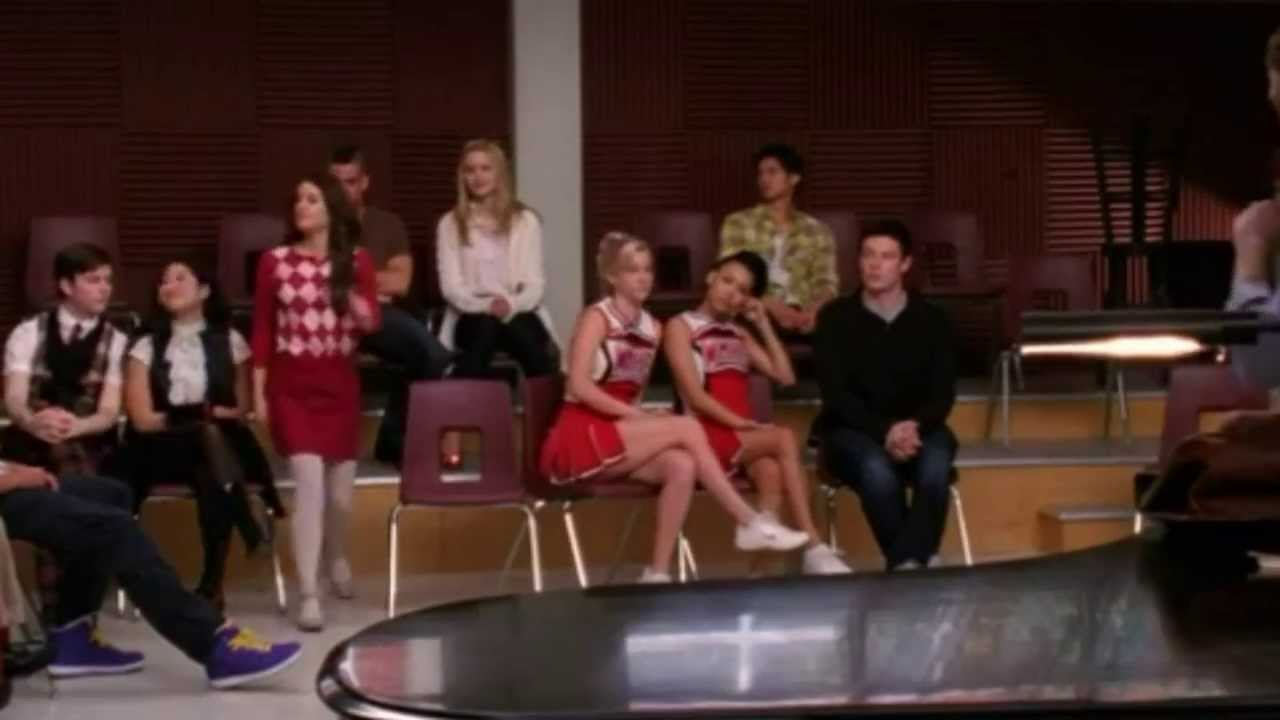 Glee gives you hell full performance official music video hd