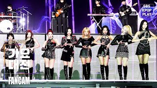 [2019 가요대전] 트와이스 'FANCY' 풀캠 (TWICE  'FANCY' FANCAM)│@2019 SBS Music Awards