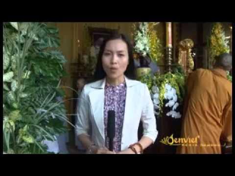 Hòa thượng Thích Minh Châu - Lễ nhập kim quan
