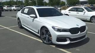 2019 BMW 740i Review M Sport