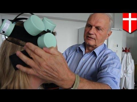 Depression treatment: Electromagnetic helmet breakthrough developed in Denmark