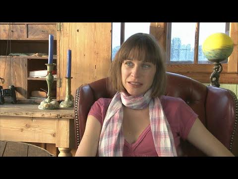 DIE WELLE  Interview: Christiane Paul (Anke Wenger) deutsch