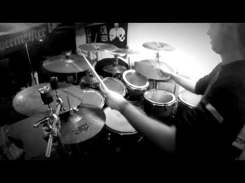 Deathspell Omega - Wings Of Predation drum cover