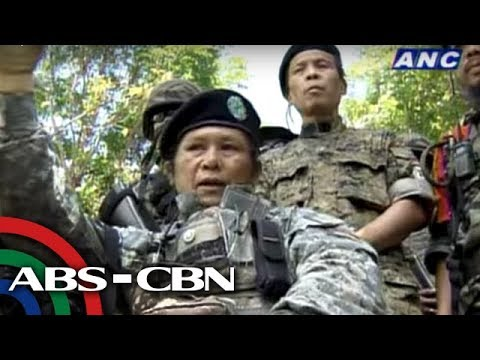 'Commander Bravo' backs Moro peace deal