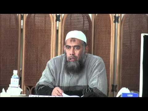 [daurah Tokyo 2010] Mengapa Memilih Manhaj Salaf (sesi Siang) video