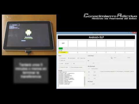 Actualizar Samsung Galaxy Tab 10.1 a ICS 4.0.4 (ROM oficial)