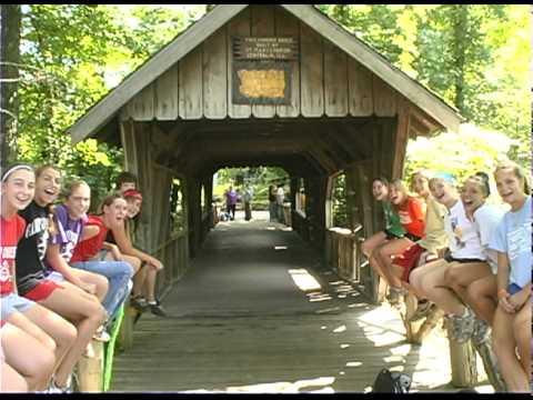 Camp Ondessonk Summer Video Part 1