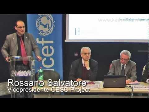 Convegno -Giovani attivi in Italia e nel Mondo-