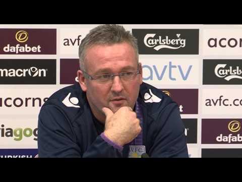 Paul Lambert on Kozak injury, Arsenal and Thomas Hitzlsperger