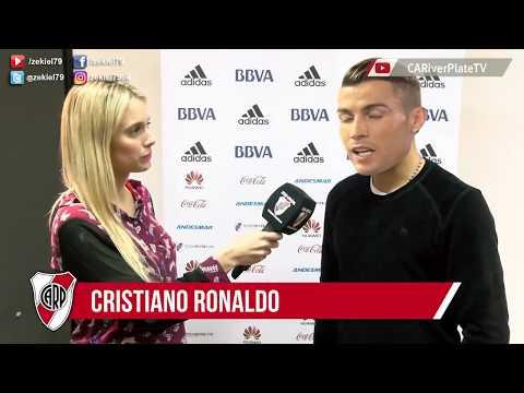 ÚLTIMO MINUTO! Cristiano Ronaldo a River Plate