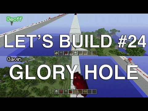 Lets Play Tuesdays - Let's Build In Minecraft: No Glory Hole video
