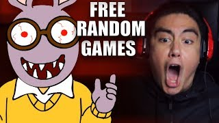 I DON'T REMEMBER THIS EPISODE OF ARTHUR | Free Random Games