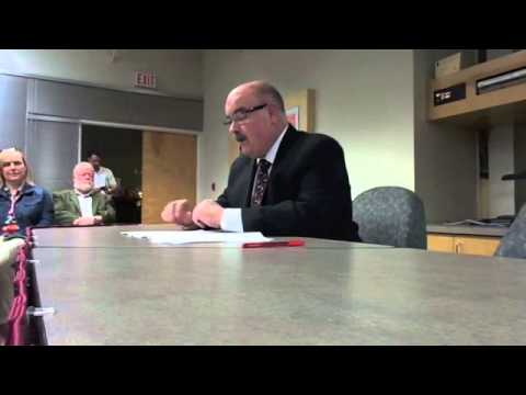 Delta School Board budget meeting April 16, 2013 - 04/17/2013