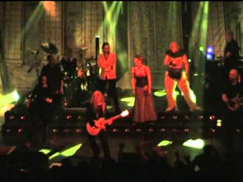 Therion - In the Desert of Set (Cut, Live in Belgrade 11.12.2007)