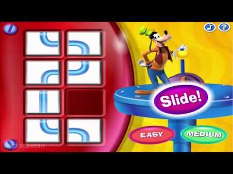 Mickey Mouse Clubhouse Full Game Episode Of Goofy's Silly Slide  - Complete Walkthrough - Cartoon For Kids (game By Disney Jr.) Hd 1080p English video