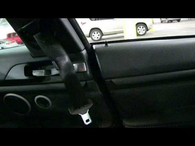 BMW seat belt giver extender arm drop fix E92 ... - YouTube