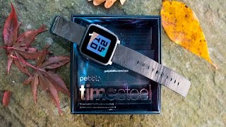 Pebble Time Steel Review: Functional But Not Worth The Purchase