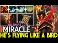 Miracle- [Ember Spirit] Hes Flying Like a Bird No Share CD TP 7.21 Dota 2