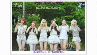 [Thai sub][Karaoke] First Love -- Hello Venus