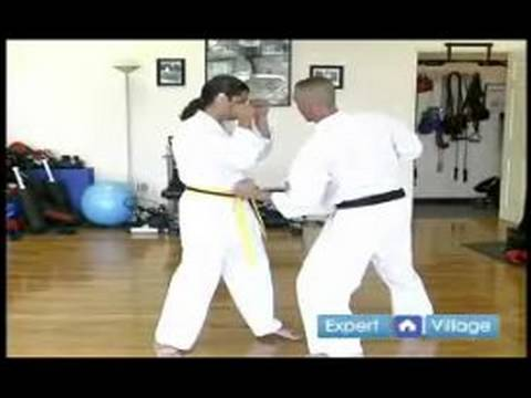 Beginner Kyokushin Karate Techniques : Learn Kyokushin Body Blows in Kyokushin Karate Image 1