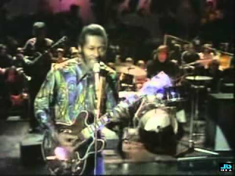 Chuck Berry - Sweet Little Sixteen (BBC Theater, London - May 1972)