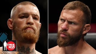 Conor McGregor beating Donald Cerrone is crucial to his career - Dana White | Stephen A. Smith Show