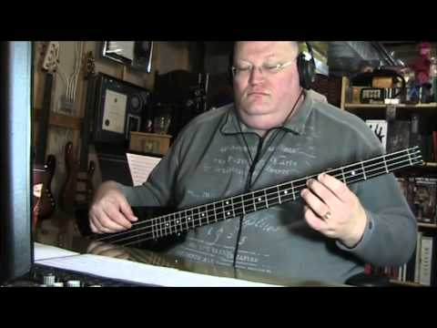 The Police Wrapped Around Your Finger Bass Cover