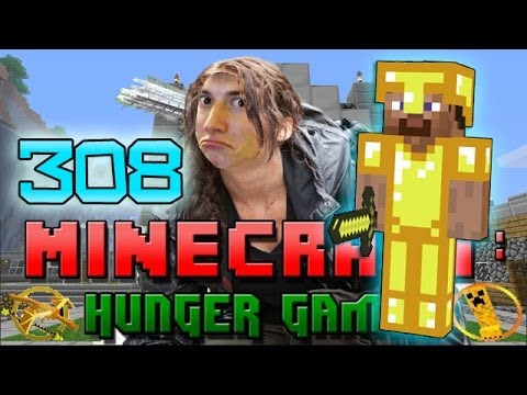 Minecraft: Hunger Games w/Mitch! Game 308 - SHOPPING!