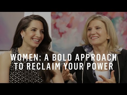 Regena Thomashauer's Bold Approach To Reclaim Your Power