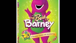 Watch Barney The Raindrop Song video