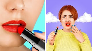 12 Fun DIY Beauty Pranks! Prank Wars!