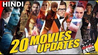 20 Movie Updates [Explained In Hindi]