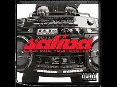 Saliva - Holdin On