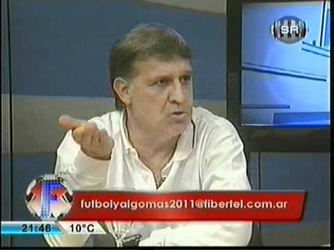 Partidos Leprosos   Gerardo Martino   Fútbol Y Algo Más   26 05 2011