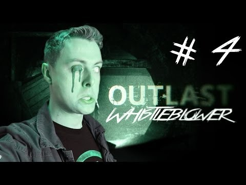 Outlast: Whistleblower | Part 4 | MURDERING JOGGERS - Facecam