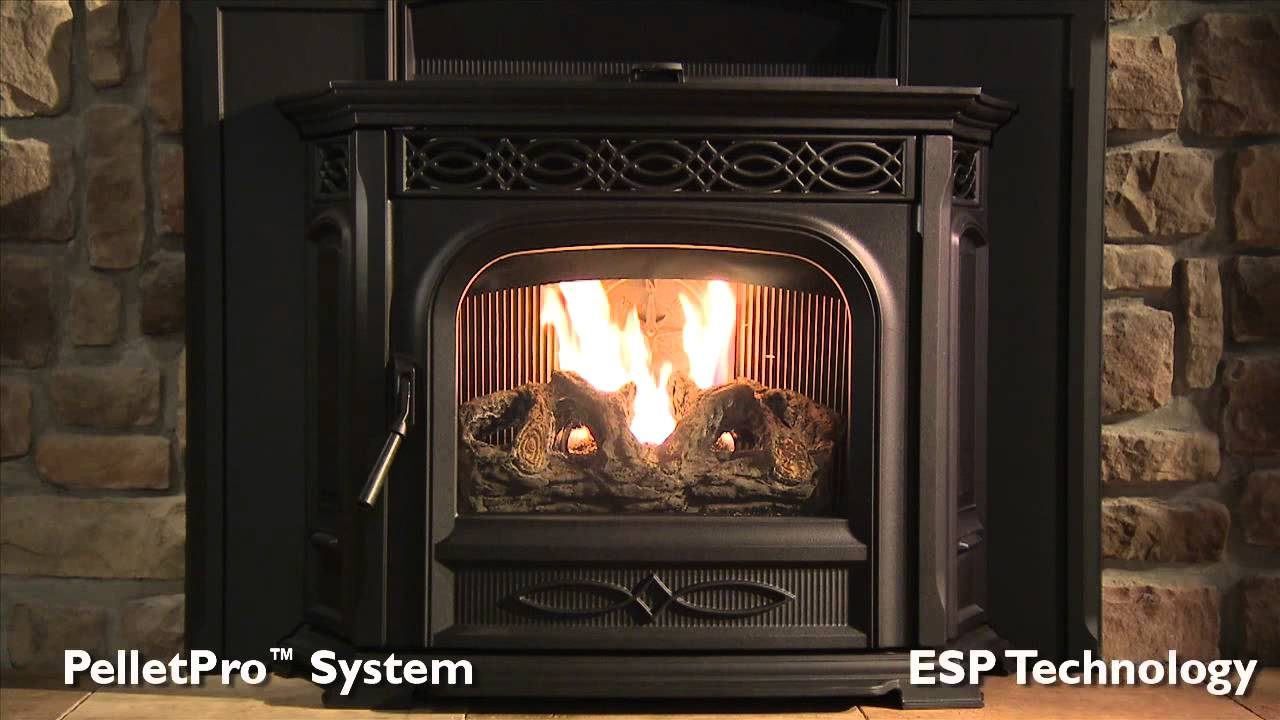 Harman Accentra Pellet Stove Best Selling Pellet Insert In The Industry Youtube