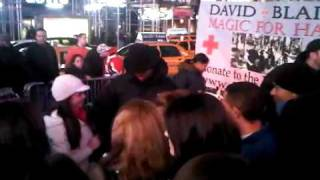 David Blaine Magic For Haiti 20103gp