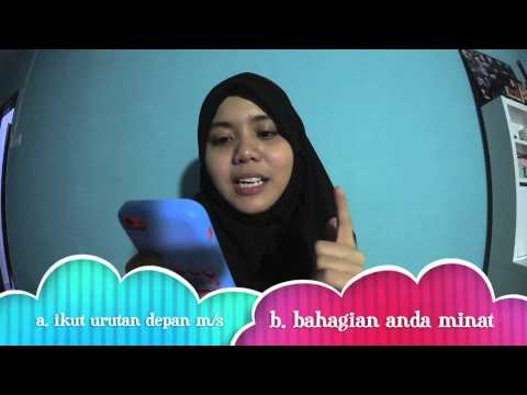 5 Questions? By Najwa Latif video