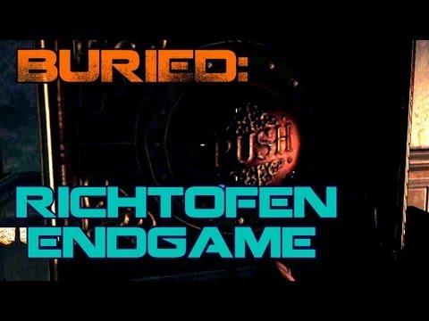 Black Ops 2 Buried : Fin Version Richtofen [HD/Fr]