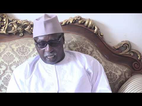 Serigne Mbaye Sy Mansour sur la décision de Abdoulaye Wade de quitter la maison de Madické Niang