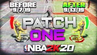 NBA 2K20 BADGE GLITCH INSTANT MAX BADGES | PATCH 3 GAME BREAKING? 99 OVR = +5, NEW DRIBBLE MOVES ETC