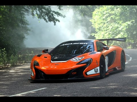 'The Chase' - McLaren 650S GT3