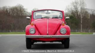 1969 Volkswagen Beetle Convertible - For sale by Performance Auto Gallery