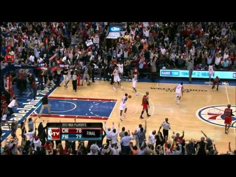 NBA Playoffs 2012: Best Moments To Remember HD
