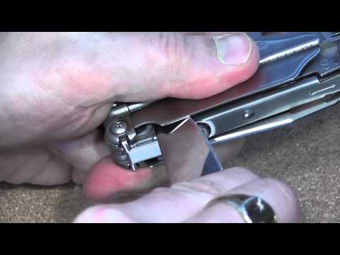 Leatherman Wave Secret / Hidden Lanyard Loop - by My Multi Tools