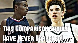 Why The Julian Newman and Lamelo Ball Comparison Should Have Never Happened