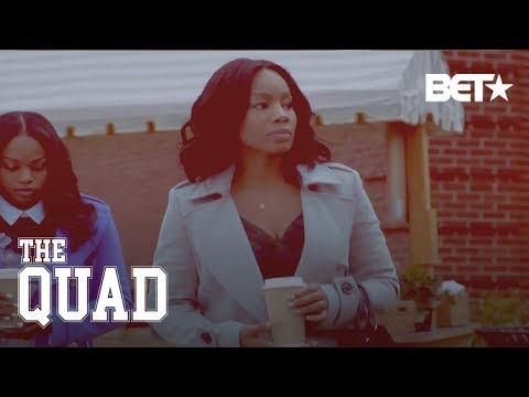 Here's How 'The Quad' Season 2 Almost Didn't Start | The Quad
