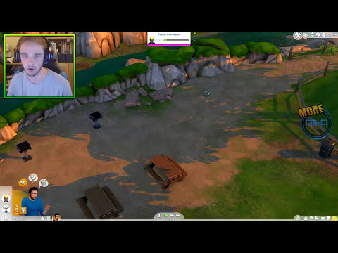 The Sims 4 Gameplay (Part 2) -